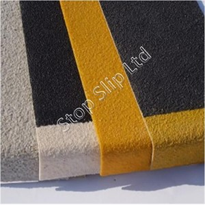 Anti Slip Stair Tread GRP