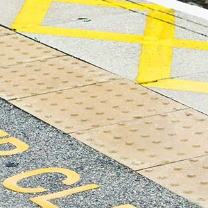 GRP Anti-Slip Tactile Paving