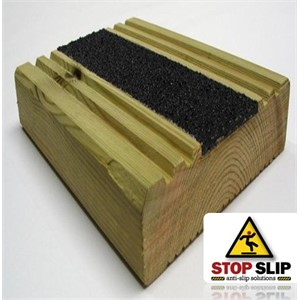 how to clean slippery decking