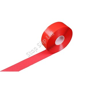 Red Permastripe Aisle Marking Tape