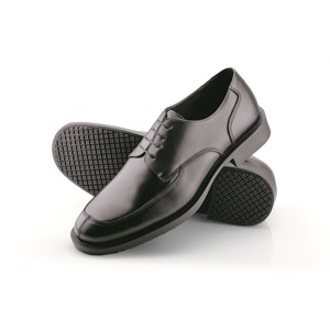 Shoes For Crews Black Aristocrat III Shoe for Men (2031)