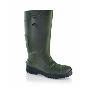 Shoes For Crews Sentinel PU Green (Fruit & Veg) Steel Toe Boots (2011)