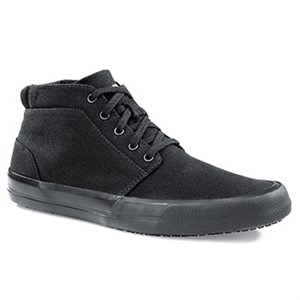 Shoes For Crews Black Cabbie II Mens Shoes (34897)