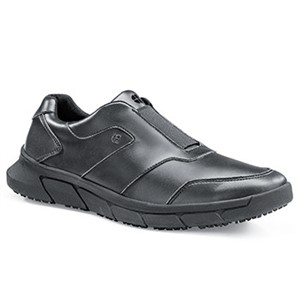 Shoes For Crews Black Grayson Shoe for Men (36479)