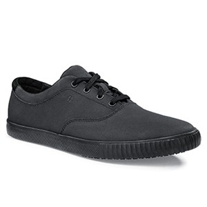 Shoes For Crews Black Carter Shoes For Men (38664)