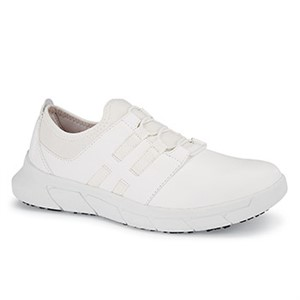 Shoes For Crews White Karina Shoe for Women (32709)