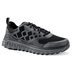 Shoes For Crews Bridgetown Black Shoe for Men (28740)