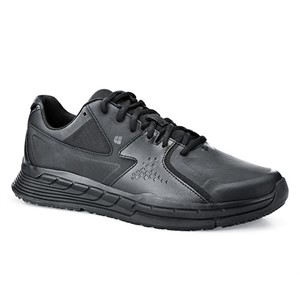 Shoes For Crews Condor Black Shoe for Men (28777)