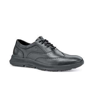 Shoes For Crews Atticus Black Shoe for Men (49504)