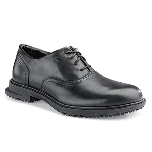 Shoes For Crews Black Dex Shoe for Men (54747)