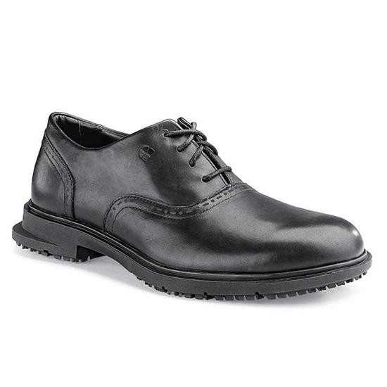 3a9ff94ce91 Shoes For Crews Black Dex Shoe for Men (54747)