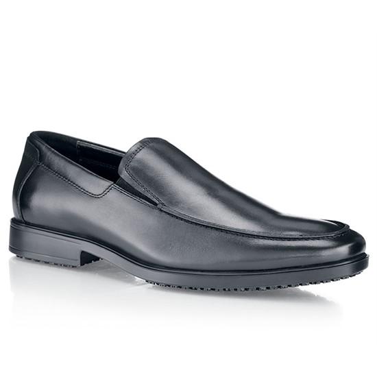 983f1236d29 Shoes For Crews Black Venice Shoe for Men (1207)