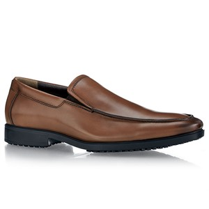 Shoes For Crews Brown Venice Shoe for Men (1217)