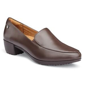 Shoes For Crews Envy Brown Shoe for Women (55861)