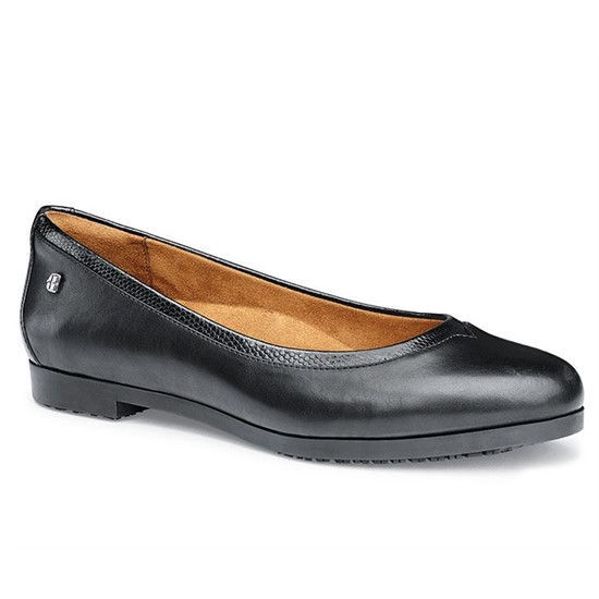 2142accbd6c Shoes For Crews Reese Black Shoe for Women (57160)