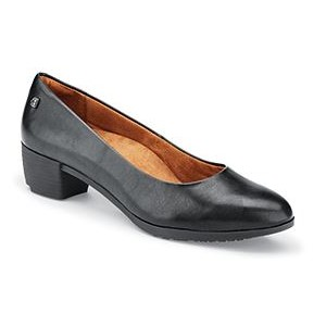 Shoes For Crews Willa Black Shoe for Women (55452)