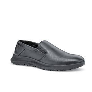 Shoes For Crews Arden Black Shoe for Men (46165)