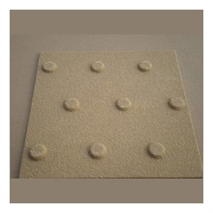 Off Set (Off Street) GRP Anti Slip Blister Tactile Buff / Beige
