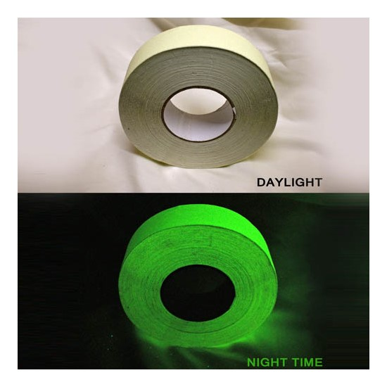 Photoluminescent Glow In The Dark Anti Slip Tape Ss 500